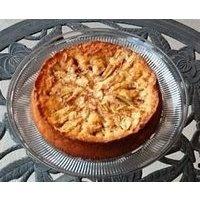 Norwegian Apple Cake by Sandra