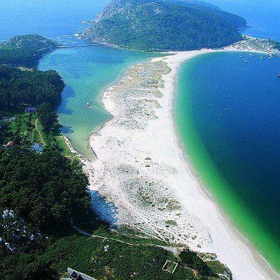islas Cies, Galicia (Spain)