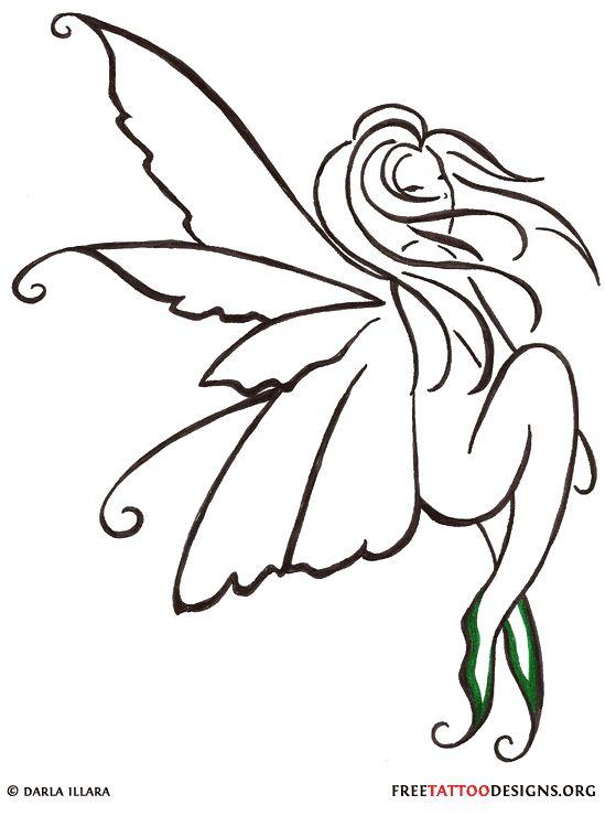 Fairy Tattoos   Cute, Evil, Small Fairy Tattoo Designs And Ideas