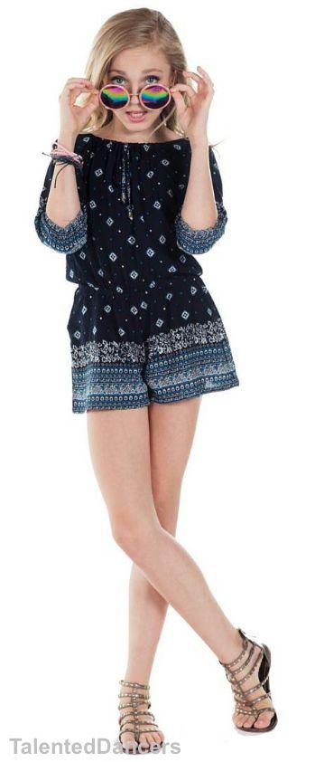 #RumfalloBrynn modeled for Miss Behave Girls [01.17.16]