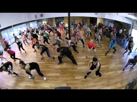 AYO: Chris Brown + TYGA | M. Nicholson Hip Hop Fitness - YouTube