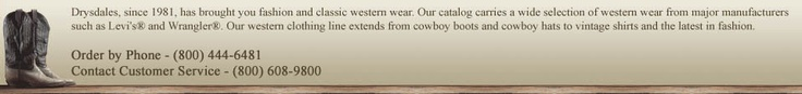 Womens Cowboy Clothing, Western Fashion and Apparel | Drysdales