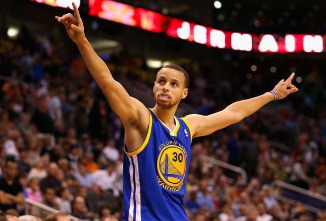 Stephen Curry Breaks 3-Point Record