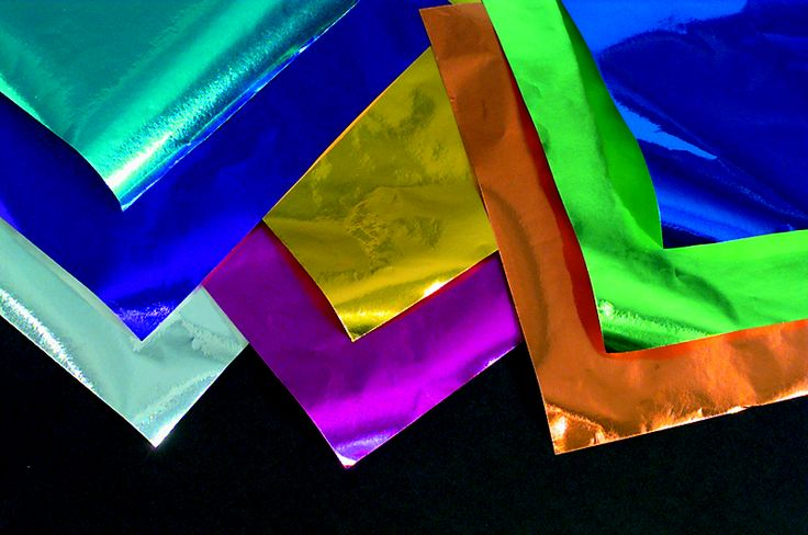 Assorted Metallic Color Pack of 36 5-7//8 X 5-7//8 in Yasutomo Fold EMS Non-Toxic Square Origami Paper