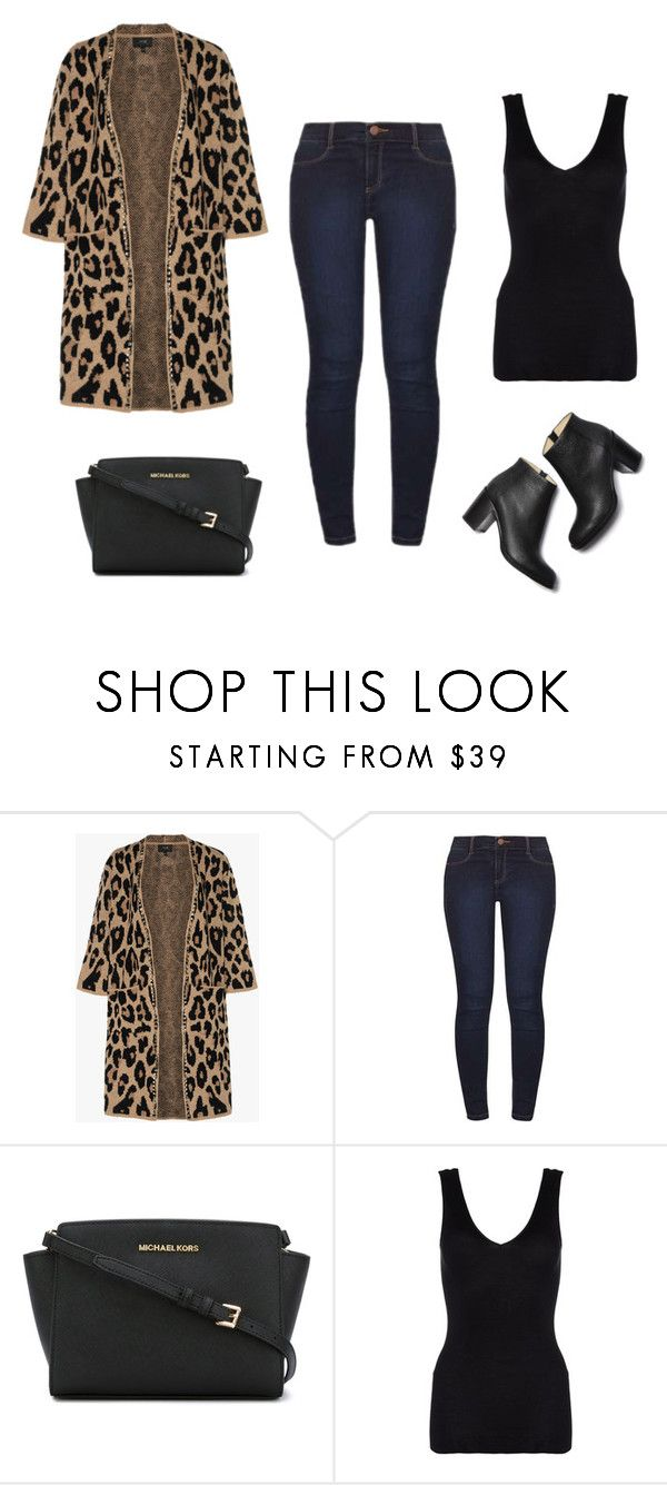 """""""Fashion inspiration"""" by monika1555 on Polyvore featuring Dorothy Perkins, MICHAEL Michael Kors and Hanro"""