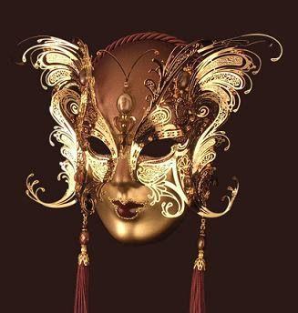 masquerade masks - .