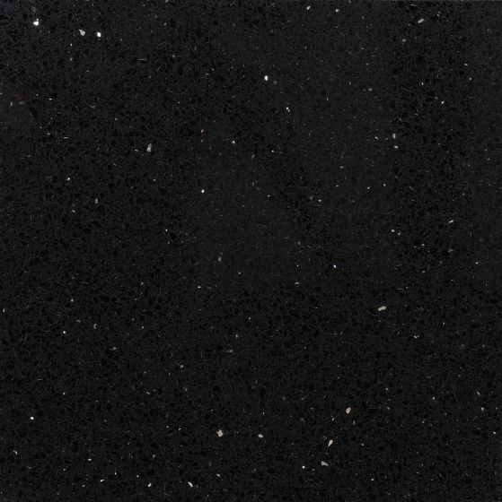 Starlight Black Quartz Tiles 60x60cm