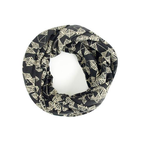 bookhou for mini mioche circle scarf - mini mioche - organic infant clothing and kids clothes - made in Canada