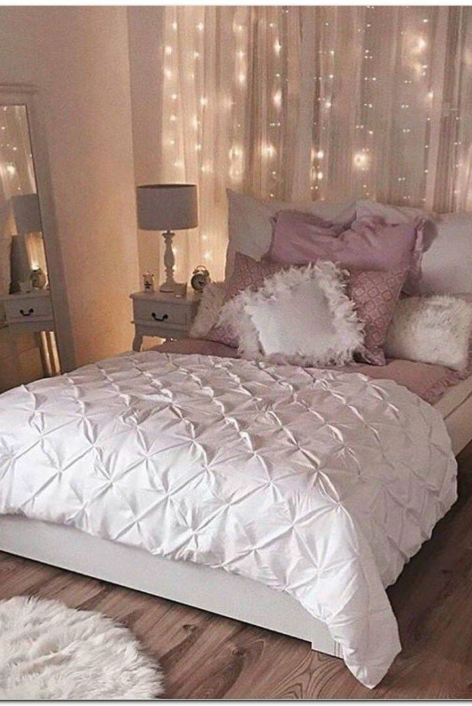 20 Cheap Bedroom Makeover Ideas Cheap Bedroom Makeover Bedroom Makeover Romantic Bedroom Decor