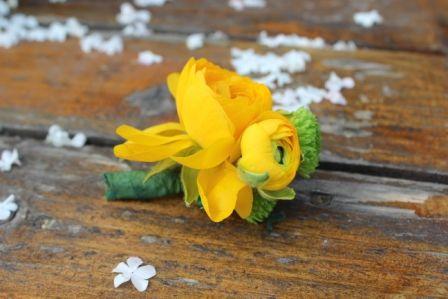 Floare de piept rununculus
