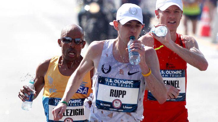 Galen Rupp, Amy Cragg win U.S. Olympic marathon trials