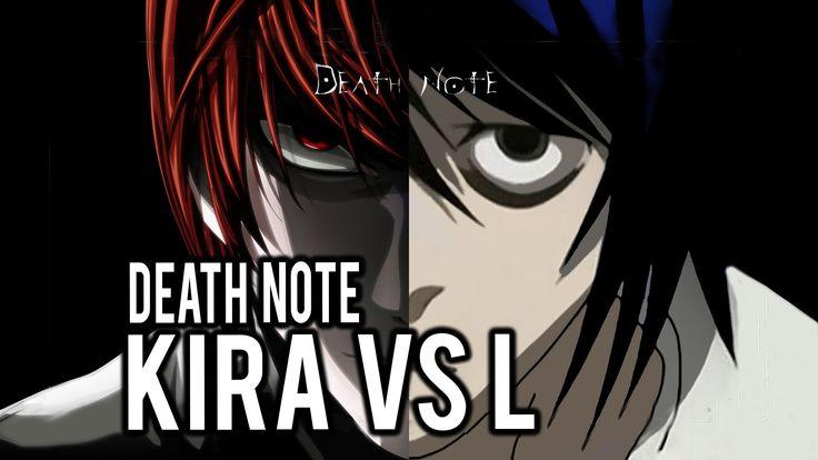 Death Note   L VS KIRA   - Kronno Zomber & Fer Vboy (Videoclip Oficial)