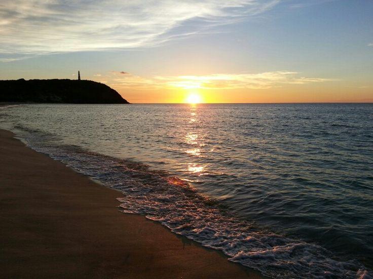 Playa Puerto Cruz, Isla de Margarita, Venezuela - Puerto Cruz Beach, Margarita Island - Venezurla