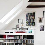 Small Space Living: 12 Creative Ways to Use an Attic Space | Apartment Therapy