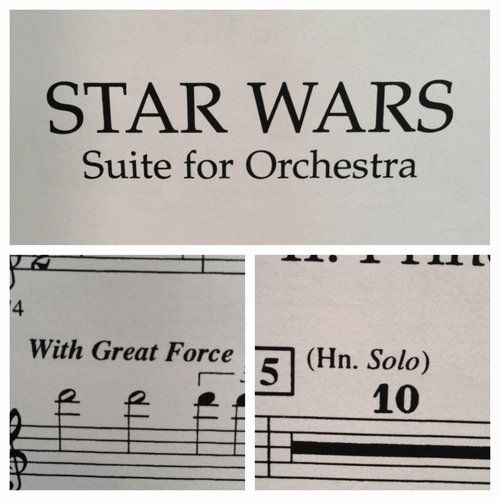 Oh, John Williams, you sly dog. @tubaplayer101