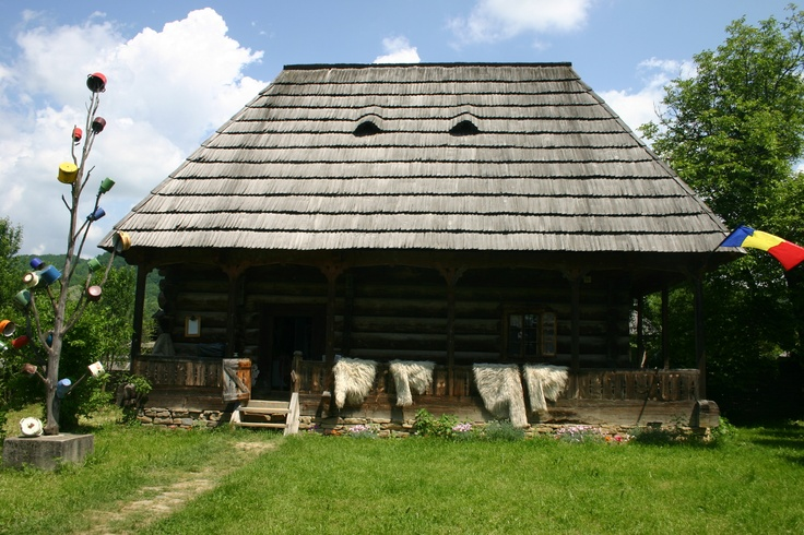 old house in Maramures - Romania
