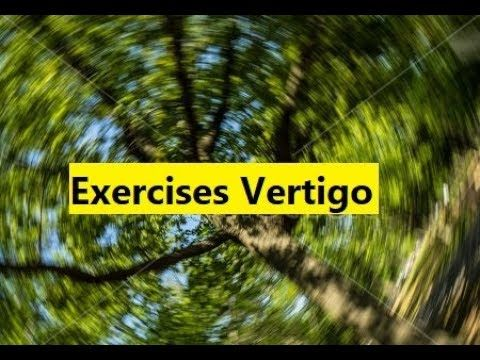 Exercises Vertigo - Best Treatment For Vertigo - YouTube