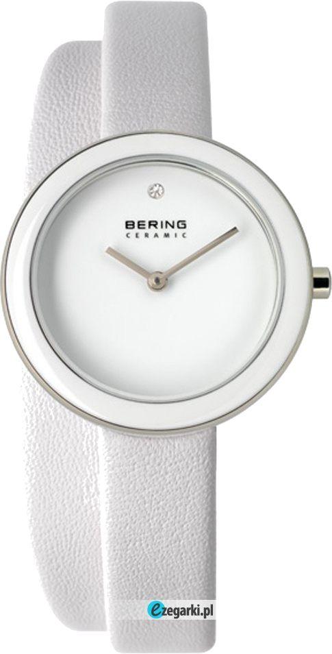 Piękny klasyczny zegarek Bering. Szczerze polecamy.