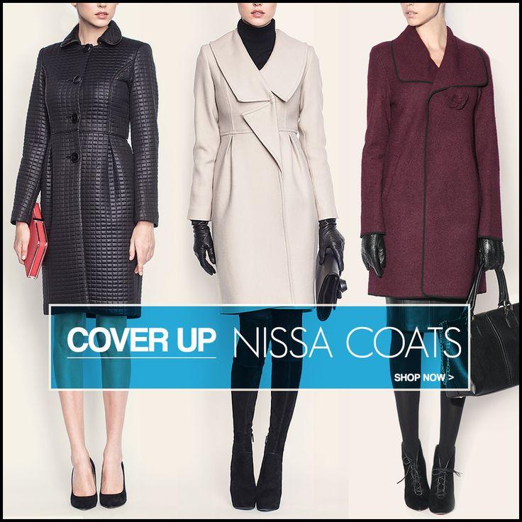 www.nissa.com  #nissa #fashion #coat #fashionista #cover #fall #style #stylish