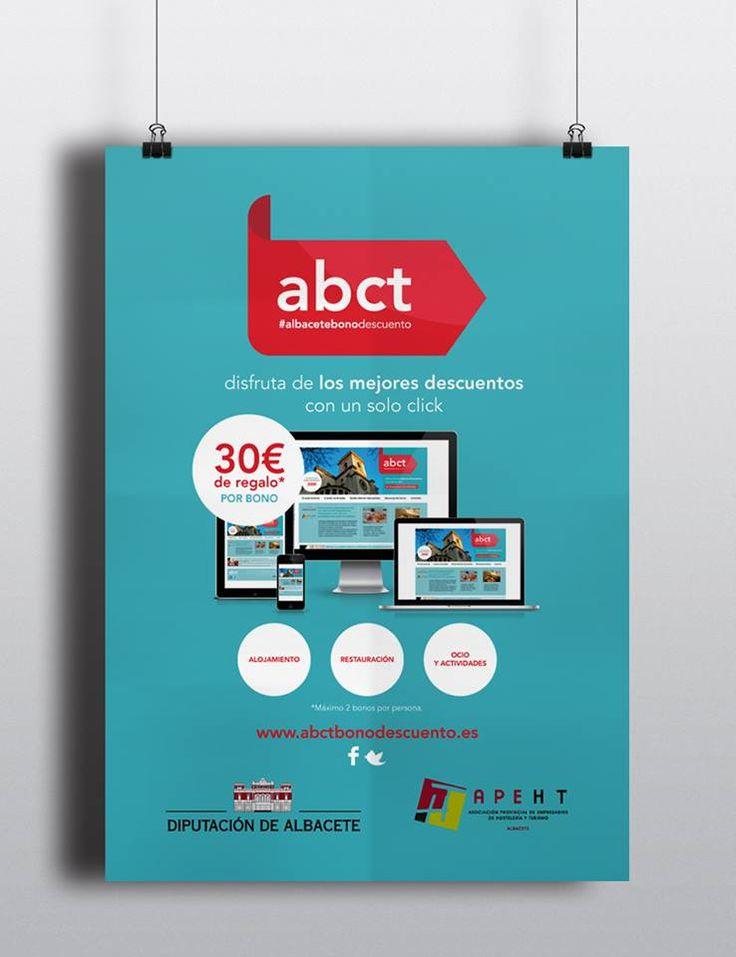 ABCT bono descuento cartel