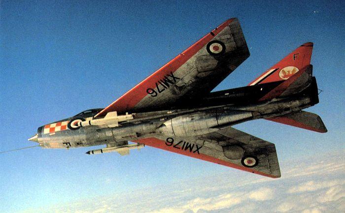 Lightning F1A XM176