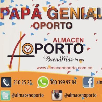 ALMACEN OPORTO: Promociones, Papá Genial Oporto, Día Del Padre