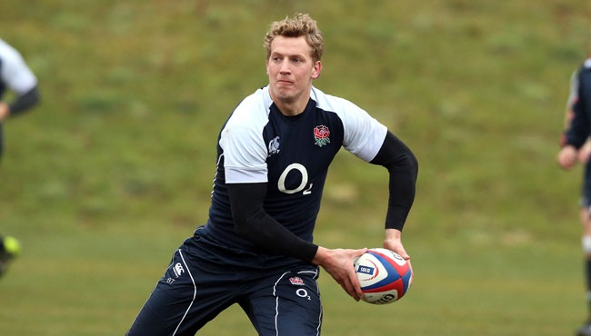 Gloucester Rugby Duo (Billy Twelvetrees & Freddie Burns) Named Amongst Replacements for England. #Gloucester #Rugby #England #6Nations