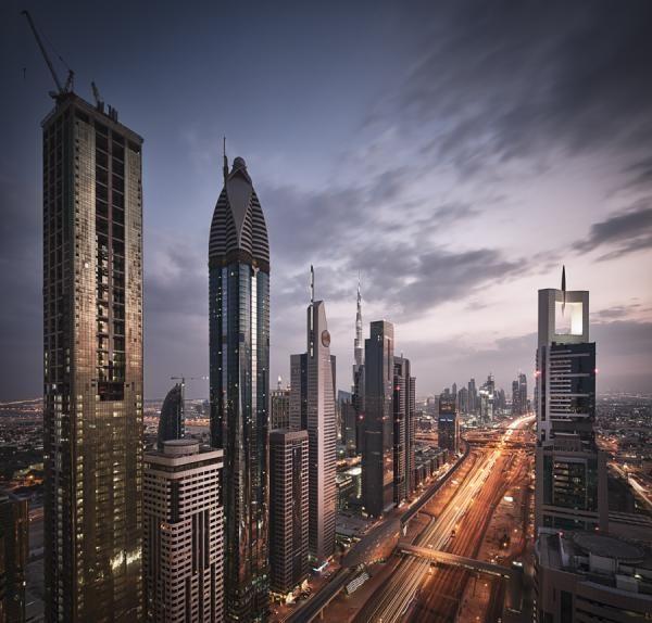 Awesome cityscape Photography by Dubai based photographer Alisdair Miller