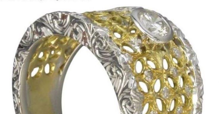 I gioielli lavorati e con pietre incastonate, è un'arte che si tramanada dall'antichità. L'oreficeria è l'arte della lavorazione dell'oro e di altri metalli preziosi, come l'argento e il platino, per ottenere oggetti artistici. L'estrema rarità dei metalli preziosi ha comportato nel tempo un riutilizzo degli oggetti realizzati nei tempi remoti, che venivano fusi per nuove creazioni, e le poche testimonianze sopravvissute fino a noi interessano per lo più esemplari rinvenuti nei corredi…