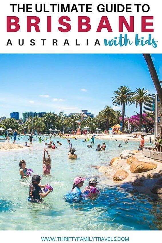 Family Guide to Visiting Brisbane: All the top places to visit in Brisbane (including free must do Brisbane tourist attractions); where to stay in Brisbane (includes self contained apartments and hotels), best cafes in Brisbane (includes supermarket & foo
