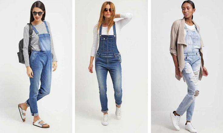 Jak nosić spodnie ogrodniczki – stylizacje