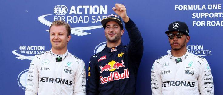 F1: Ricciardo faz 1ª pole da carreira em Mônaco