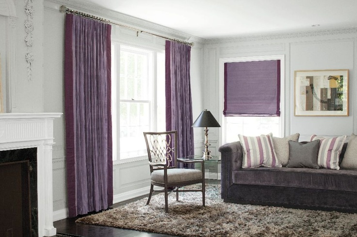 Image Result For Silk Roman Shades