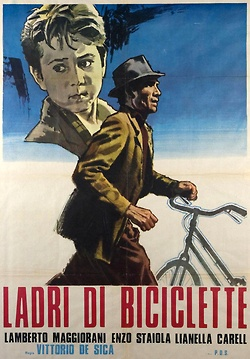 Ladri di Biciclette (Bicycle Thieves) - Vittorio De Sica - 1948