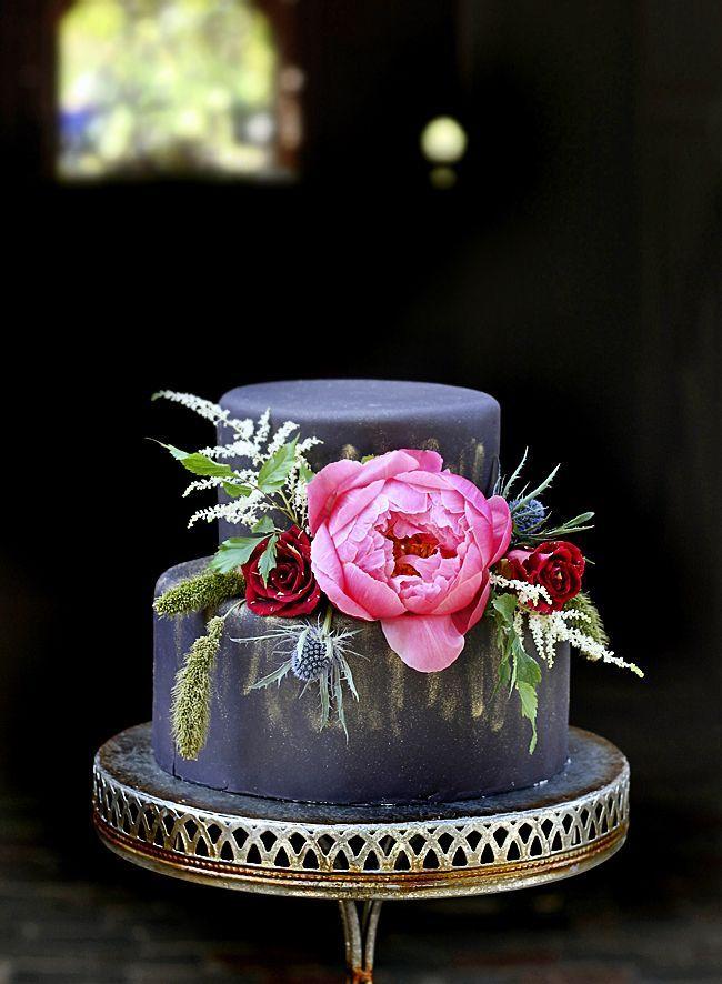 Flower adornment.