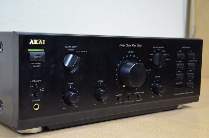 HiFi Audio - big photos, technical specifications, free manual download.