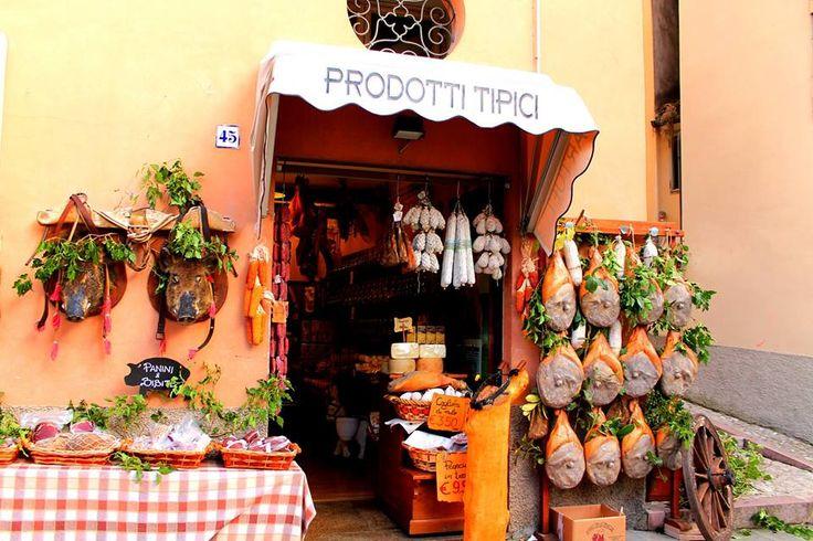 typical regional Umbrian and local #Norcia #Umbria cuisine
