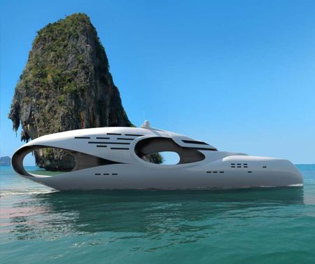Infinitas Yacht design… how cool is this?!?!