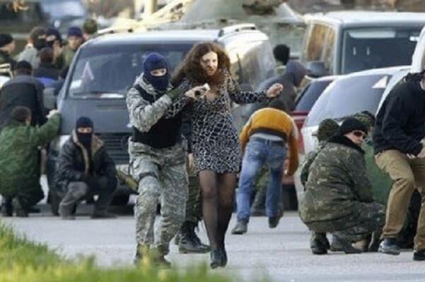 В МИД России признали, что тактика Путина «живого щита» это «очень и очень опасно»