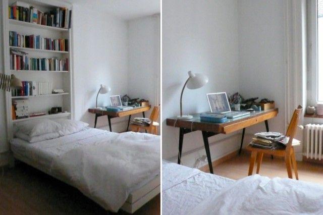 Arbeitsplatz Im Schlafzimmer Ideen