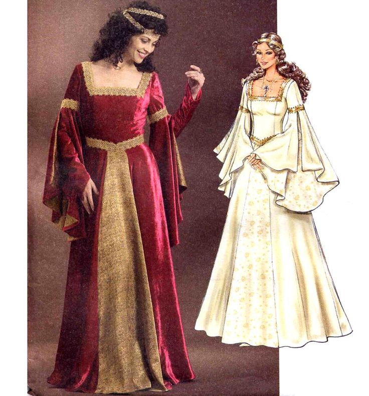 Renaissance Bridal Gown Sewing Pattern Princess Dress: 52 Best Images About Henry V On Pinterest