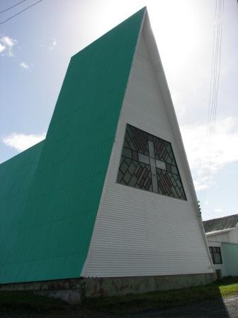 Puerto Williams #chile #iglesias