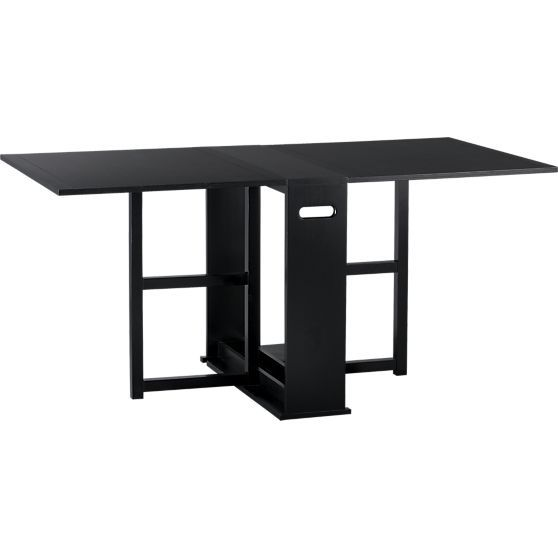 17 best images about tables on pinterest drop leaf table great deals and home - Folding gateleg table ...