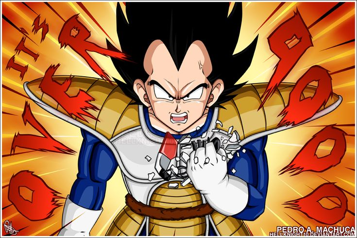 It's Over 9000 by Hellknight10 on DeviantArt