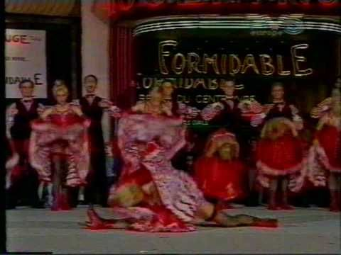 FRENCH CANCAN - Moulin Rouge