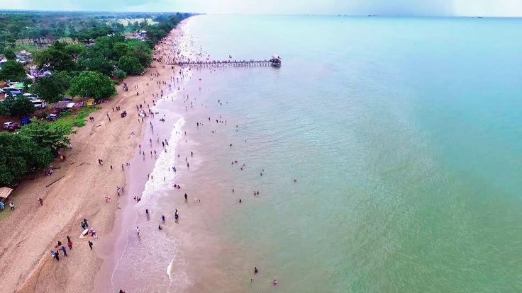 5 Tempat Wisata Pantai Mempesona di Kalimantan Selatan - Kalimantan Selatan