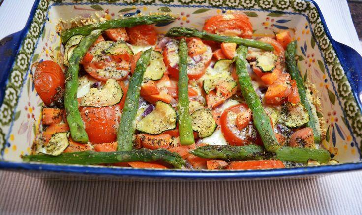 Recept: Italiaanse groenteschotel