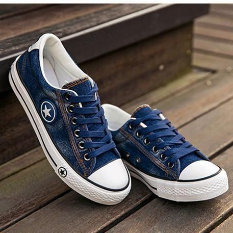 70d7876c554079 Women's Denim Sneakers in 2019 | Stuff to Buy | Denim sneakers, Sneakers  fashion, Sneakers fashion outfits