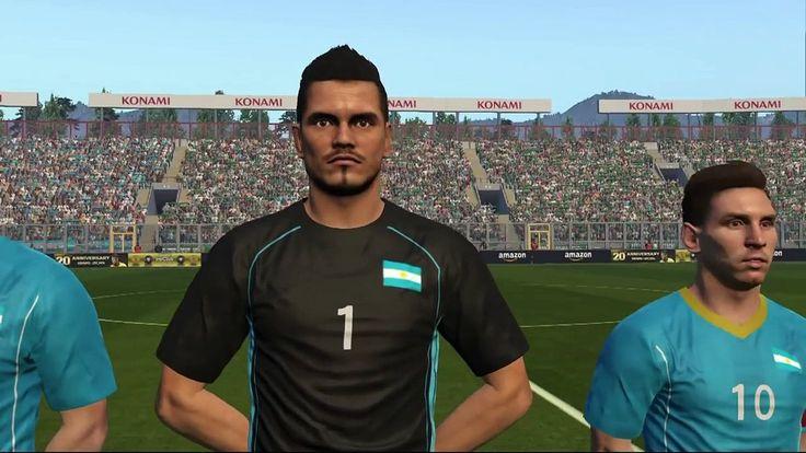 ARGENTINA V ALGERIA  PREDICTIONS   MEN'S OLYMPICS FOOTBALL TOURNAMENT RIO 2016 GAME!! - PES 2016   lodynt.com  لودي نت فيديو شير