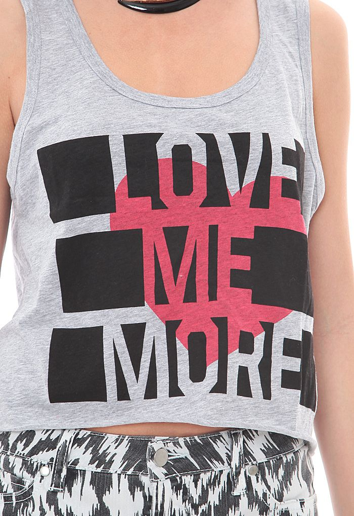 Love Me More Tank | Tanks & Camis | Grayson Shop